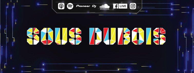 Animated logo for Sous Dubois Facebook header