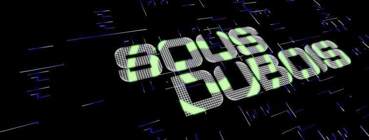 Logo Design, 2nd option, for Techno DJ Sous Dubois
