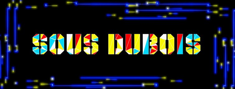 Logo Design for Techno DJ Sous Dubois