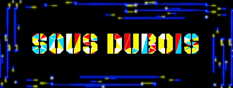 Logo Design for Techno DJ Sous Dubois