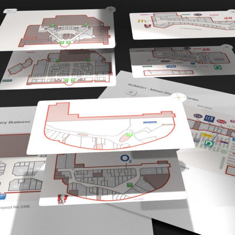 Interactive Floorplan management real estate