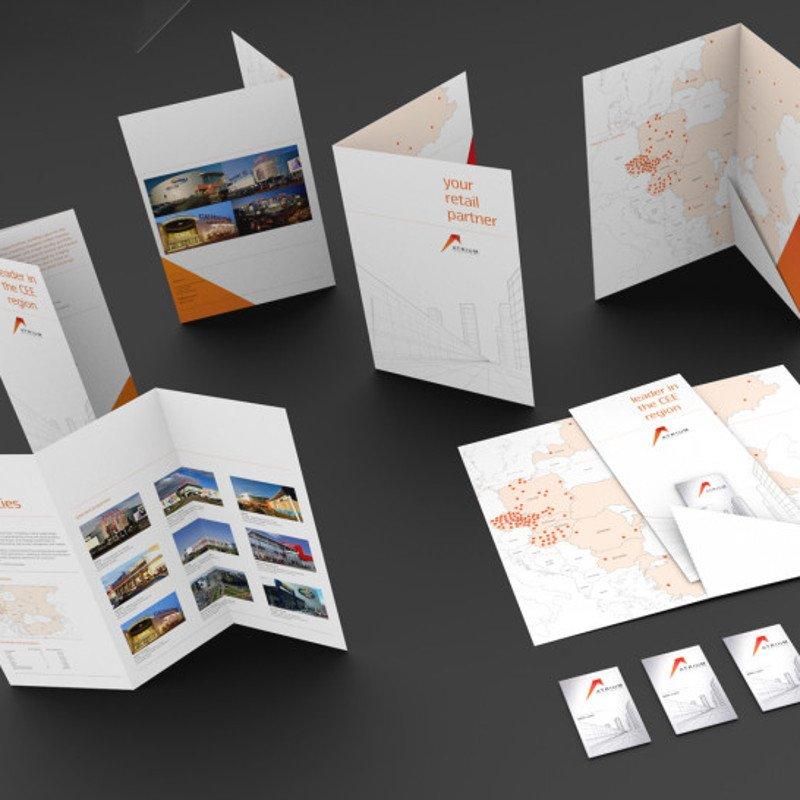 Grafisch ontwerpbureau in Amstelveen - Brochures