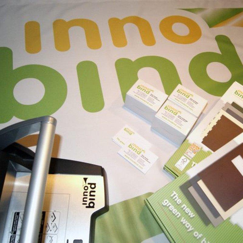 Innobind promotional design