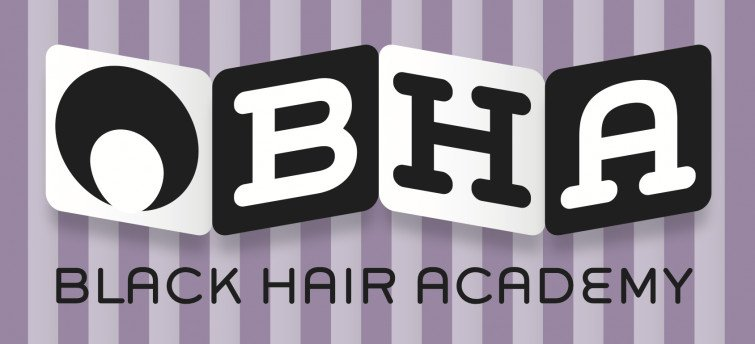 Black Hair Academy Logo