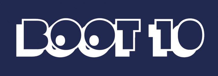 BOOT 10 Logo