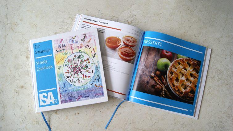 International School Amsterdam Share Cookbook