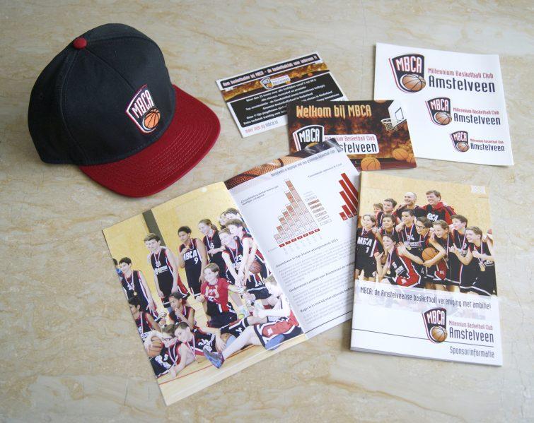 MBCA Sponsor Brochure, stickers, Caps, flyers...