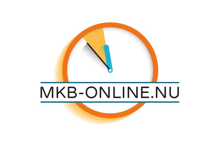 MKB-Online.nu Logo design