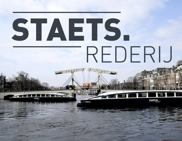 Rederij Staets. Logo Design