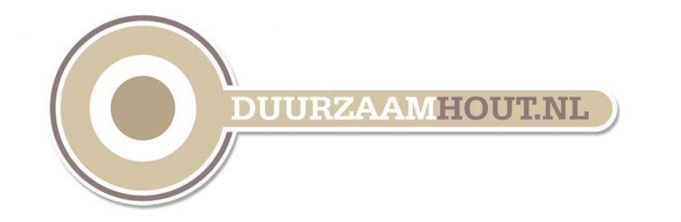Duurzaam hout logo