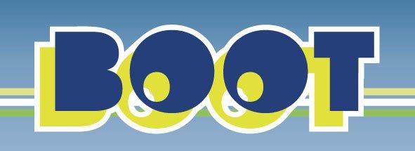 BOOT10 Initial Logo Design